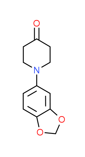1-(1,3-Benzodioxol-5-yl)piperidin-4-one