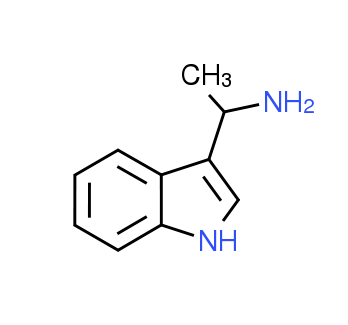 [1-(1H-Indol-3-yl)ethyl]amine
