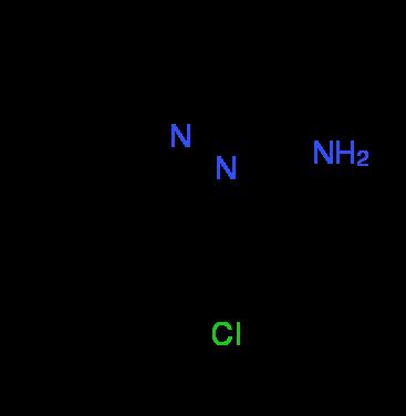 1-(2-Chlorobenzyl)-1H-pyrazol-5-amine