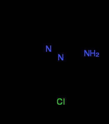 1-(2-Chlorobenzyl)-4-methyl-1H-pyrazol-5-amine