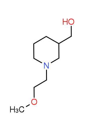 [1-(2-Methoxyethyl)piperidin-3-yl]methanol