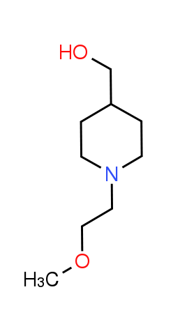 [1-(2-Methoxyethyl)piperidin-4-yl]methanol