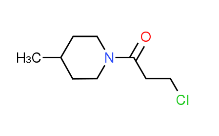 1-(3-Chloropropanoyl)-4-methylpiperidine