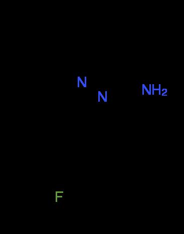 1-(3-Fluorobenzyl)-4-methyl-1H-pyrazol-5-amine