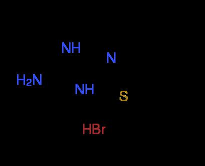 1-(4,5-Dimethyl-1,3-thiazol-2-yl)guanidine^hydrobromide