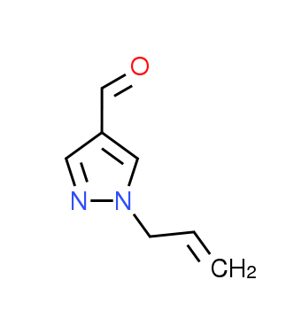 1-Allyl-1H-pyrazole-4-carbaldehyde