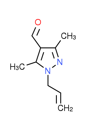 1-Allyl-3,5-dimethyl-1H-pyrazole-4-carbaldehyde