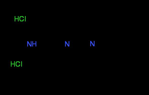 1-Benzyl-4-(4-piperidinyl)piperazine^dihydrochloride