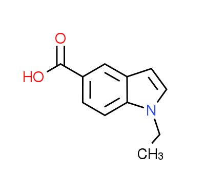 1-Ethyl-1H-indole-5-carboxylic acid
