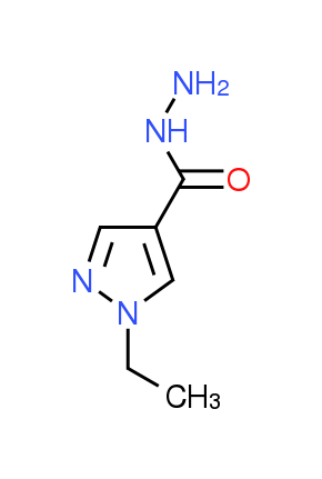1-Ethyl-1H-pyrazole-4-carbohydrazide