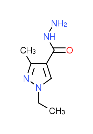 1-Ethyl-3-methyl-1H-pyrazole-4-carbohydrazide