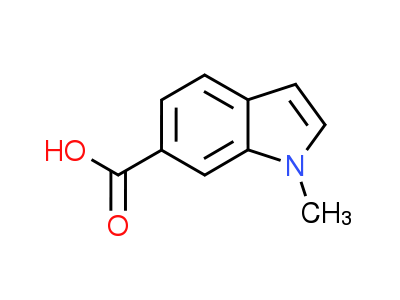 1-Methyl-1H-indole-6-carboxylic acid