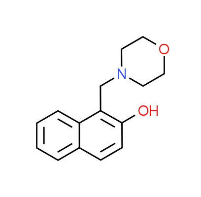 1-(Morpholin-4-ylmethyl)-2-naphthol