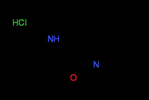 1-Piperidinyl(3-piperidinyl)methanone^hydrochloride