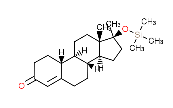 17-Methyl-17-[(trimethylsilyl)oxy]estr-4-en-3-one