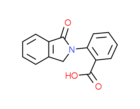 2-(1-Oxo-1,3-dihydro-2H-isoindol-2-yl)-benzenecarboxylic acid