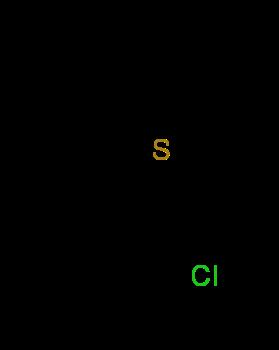 2-[(2-Chloroethyl)thio]propane
