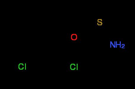 2-(2,4-Dichlorophenoxy)ethanethioamide