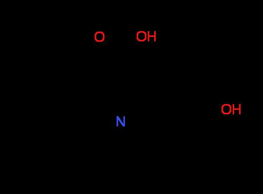 2-(3-Hydroxyphenyl)-6-methylquinoline-4-carboxylic acid