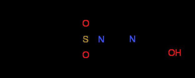 2-{4-[(4-Methylphenyl)sulfonyl]piperazino}-1-ethanol