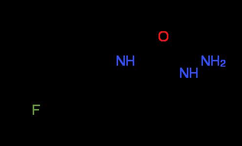 2-[(4-Fluorophenyl)amino]acetohydrazide