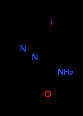 2-(4-Iodo-1H-pyrazol-1-yl)propanamide