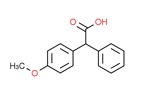 2-(4-Methoxyphenyl)-2-phenylacetic acid