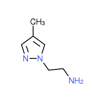 [2-(4-Methyl-1H-pyrazol-1-yl)ethyl]amine
