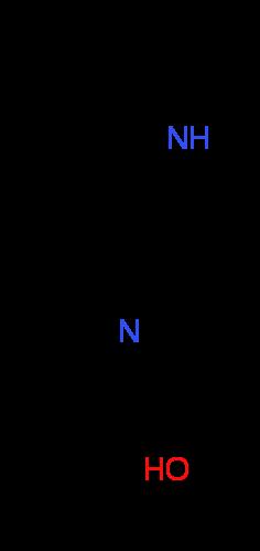 2-{4-[(Methylamino)methyl]piperidin-1-yl}ethanol