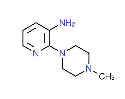 2-(4-Methylpiperazino)-3-pyridinamine