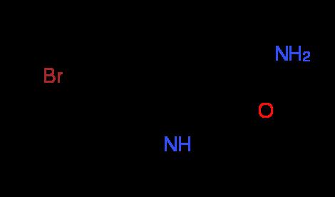 2-(5-Bromo-1H-indol-3-yl)acetamide