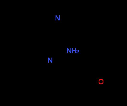 2-Amino-1-(4-methoxybenzyl)-4,5,6,7-tetrahydro-1H-indole-3-carbonitrile