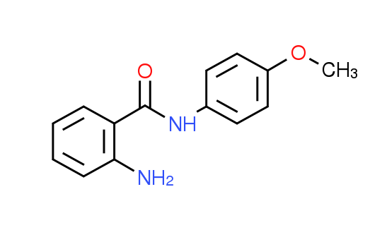 2-Amino-N-(4-methoxyphenyl)benzamide
