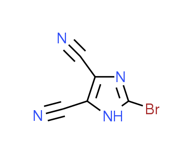 2-Bromo-1H-imidazole-4,5-dicarbonitrile