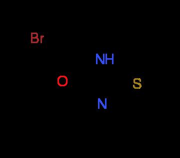 2-Bromo-N-1,3-thiazol-2-ylacetamide