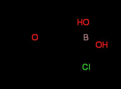 2-Chloro-5-methoxyphenylboronic acid