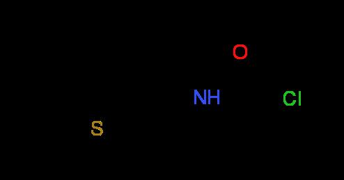 2-Chloro-N-[2-(2-thienyl)ethyl]acetamide