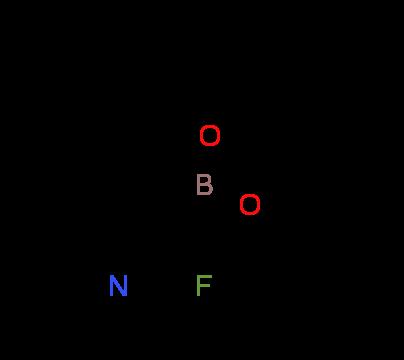 2-Fluoro-3-(4,4,5,5-tetramethyl-1,3,2-dioxaborolan-2-yl)pyridine