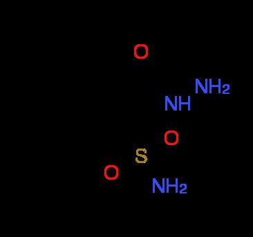 2-(Hydrazinocarbonyl)benzenesulfonamide