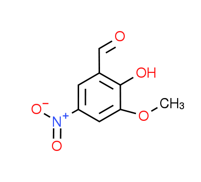 2-Hydroxy-3-methoxy-5-nitrobenzaldehyde