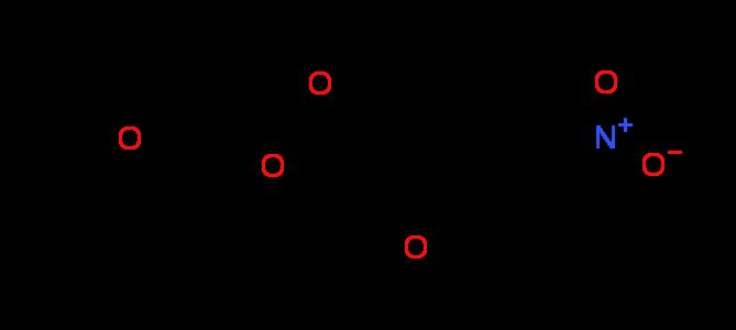 2-Methoxyethyl (2E)-2-acetyl-3-(3-nitrophenyl)-acrylate