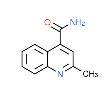 2-Methylquinoline-4-carboxamide