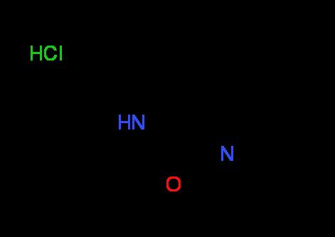 2-Piperidinyl(1-pyrrolidinyl)methanone^hydrochloride