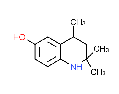 2,2,4-Trimethyl-1,2,3,4-tetrahydroquinolin-6-ol