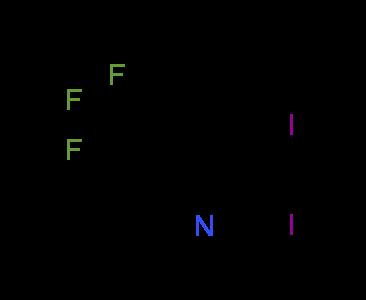 2,3-Diiodo-5-(trifluoromethyl)pyridine