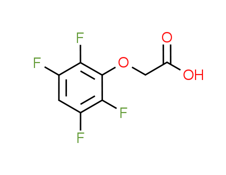 (2,3,5,6-Tetrafluorophenoxy)acetic acid