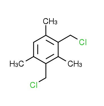 2,4-Bis(chloromethyl)-1,3,5-trimethylbenzene