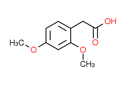 (2,4-Dimethoxyphenyl)acetic acid