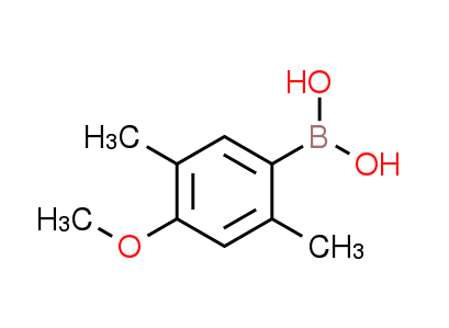2,5-Dimethyl-4-methoxyphenylboronic acid