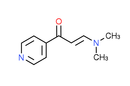 (2E)-3-(Dimethylamino)-1-pyridin-4-ylprop-2-en-1-one